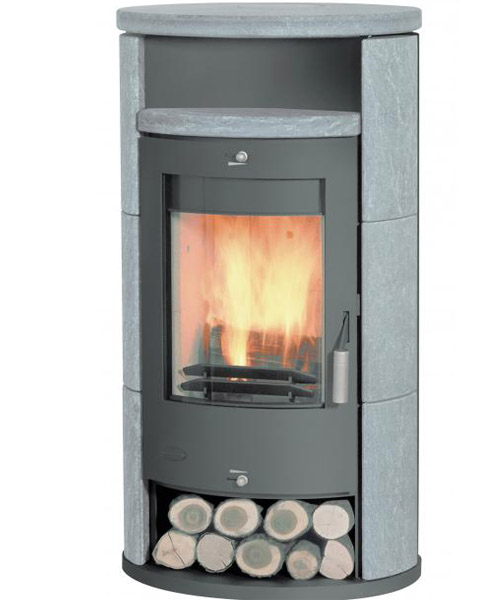 Fireplace Alicante талькохлорит