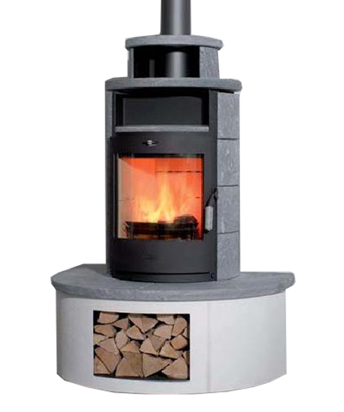 Fireplace Nexos Rondo